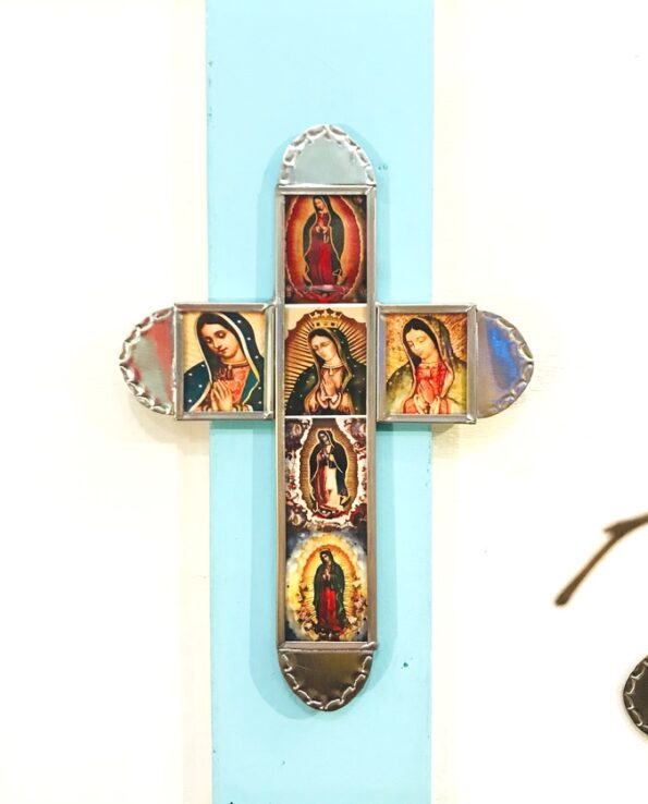 Croix mexicaine Guadalupe