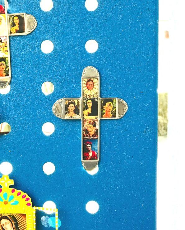 cadre croix frida tehuana 2