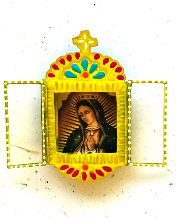 Niche mexicain Vierge fenêtre