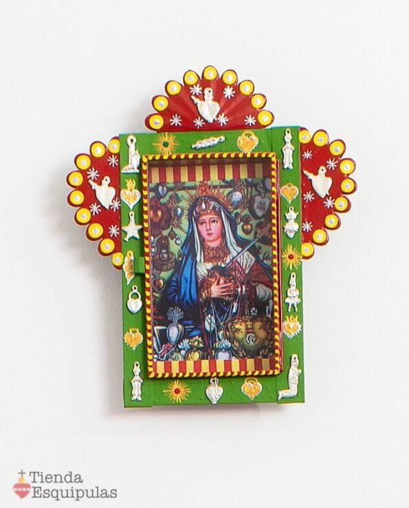 Nicho mexicain Virgen de los milagros