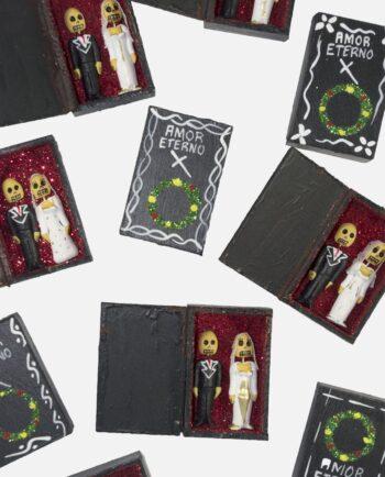 cercueil amor eterno mexicain